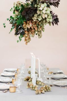 romantic garden tablescape with a modern spin | Photography: Cavin Elizabeth