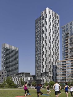 Block 32 was planned and designed to fill a need for family-centred affordable…