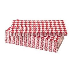 Ensure that all your guests get in the Holiday spirit with IKEA's Winter cooking & eating collection including festive serveware, napkins, placemats and more. Ikea Christmas, Outdoor Furniture, Outdoor Decor, Ottoman, Home Decor, Merry Christmas, Decoration Home, Room Decor, Home Interior Design
