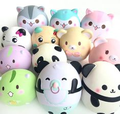 Homemade Squishies, Silly Squishies, Squishy Store, Ibloom Squishies, Mini Lop Bunnies, Diy For Kids, Crafts For Kids, Balle Anti Stress, Faith Crafts