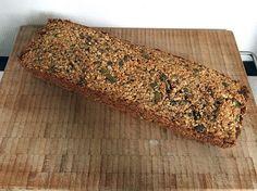 Het eindresultaat: heerlijk havermoutbrood