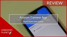 App für Azarton Smart Camera Teil 2 - Unboxing Planet Galaxy Phone, Samsung Galaxy, Smartphone, In China, App, Video News, Videos, Planets, Cameras