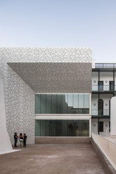 Fine Arts Museum by Estudio Hago