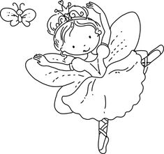 fairy princess coloring pagespng az coloring pages - Princess Tea Party Coloring Pages