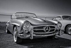 1957 Mercedes-Benz 190 SL   da N3ptun0
