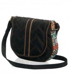 Saddle Bag- Ravinia Black  www.daniellesdives.com