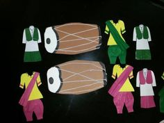Tambola Games : Lohri Theme Tambola Tickets