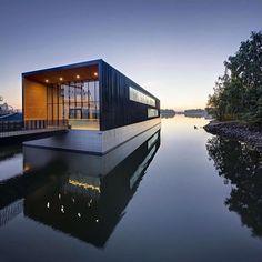Arctia Shipping Oy HQ By k2s #Helsinki, Finland -----------------------------@designwanted
