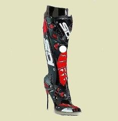 Sidi Knee Length High Heel