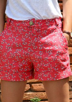 Short Burda - patron de couture short