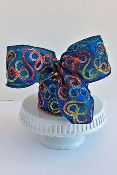 #Ribbon for your #Fiesta
