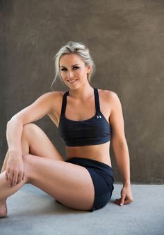 Lindsey Vonn's 5 Steps to Finding a Workout You Actually Like     Vonn shares how to home in on the right workout for you, from her book Strong Is the New Beautiful.