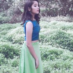 Photo by Anikha surendran - - Uploaded on Saturday of March 2018 PM Indian Girl Bikini, Indian Girls, Girl Pictures, Girl Photos, Hd Photos, Onam Saree, Teen Crop Tops, Village Girl, Kids Lehenga