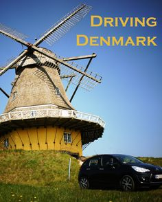 Want to take a road trip to Denmark?  We rented a car with Sixt Denmark and drove around the country.  This is a review of Sixt Denmark. #sixtdk #Denmark