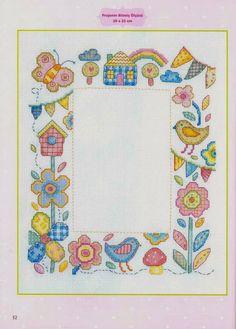 Cross-stitch Springtime, part 6...      032013 - galbut - Álbumes web de Picasa