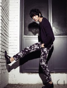 Lee Min Ki - Ceci Magazine May Issue 13