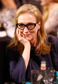 Meryl Streep's glasses