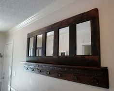 They do it with mirrors | Community Post: 22 Awesome Door Upcycles