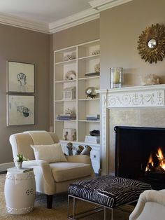 Love This Paint Color Behr Mocha Latte By Sweet Dreams