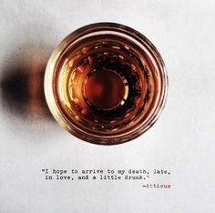 ...and a little drunk. xx #atticuspoetry #atticus #poetry #poem #loveherwild