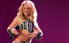 Get Shakira's curves with this belly dance inspired workout   http://watchfit.com/exercise/get-shakiras-curves-belly-dance-workout/