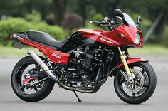 KAWASAKI GPz900R SPORT Package TYPE-R by AC.SANCTUARY