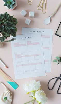 Why you Need our Free Printable Social Media Pinterest Planners The way I see it the good old days of using social media in your business because, you know, it was fun (can we be nostalgic for only ha