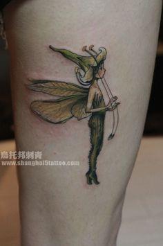 Fairy #tattoo #design