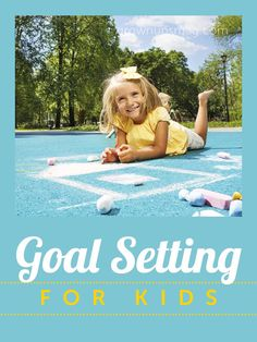 Goal Setting for Kids - Grown Ups Magazine - Already ditched this year's resolutions? Commit to positive change that will last.