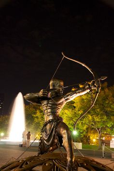"""Perseverance"" by Raymond Vandamme, Center City, Grand Rapids, Michigan"