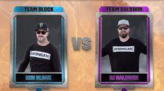 HOONIGAN KEN BLOCK VS BJ BALDWIN BATTLE TEAM ON  CAN-AM MAVERICK X3