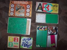 toys of my youth :) Doll Furniture, Retro Vintage, Coasters, Nostalgia, Album, Dolls, Games, Socialism, Youth
