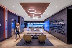 M+A Architects designed the offices of real estate developers Crawford Hoying, located in Dublin, Ohio. Crawford Hoying, an emerging developer based in Columbus, Ohio sought to create an office reflective…