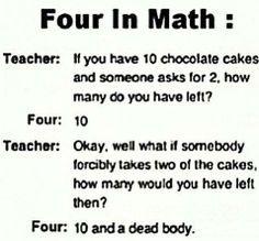 FOUR...HAHAHA