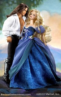 """Just call these dolls """"too hot for the toy store"""" French Maid Barbie Pirate Barbie Supergirl Barbie Teacher Barbie Romance Novel Barbie, with Ken as """"The Raider"""" Grease Sand…"""