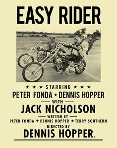 Easy Rider Painting by Gary Grayson Motorcycle Posters, Motorcycle Art, Easy Rider, Vintage Movies, Vintage Posters, Man Cave Posters, David Mann Art, Blues Brothers, Hooray For Hollywood