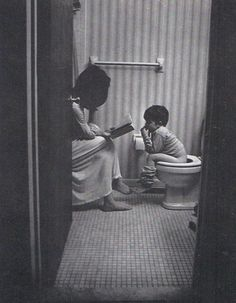 Leanne Ford Paint Colors: Designer Favorites from PPG Mother and child heartwarming photo. Child on toilet.Mother and child heartwarming photo. Child on toilet. Mothers Love, Mother And Child, Little People, Belle Photo, Baby Love, Family Photography, Family Photos, Childhood, Parenting