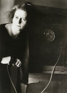 Lotte Jacobi, Self-Portrait, Berlin, 1929