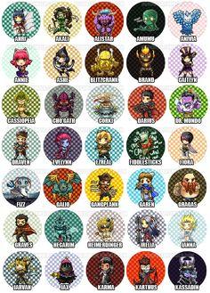 League of Legends Characters#leagueoflegends