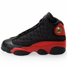 Nike Air Jordan 13 Retro/ black/white/red (GS) Kids 414574-010 Price: $200.00 www.brandicted.com/quiz/nike
