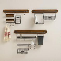 Modular Kitchen Wall Storage Collection;