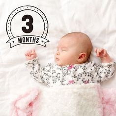 How baby sleeps so peacefullylike a little angel.. 3months and no cares in the world (Find this artwork in our 'Dates' pack. Link to download 'Baby Story' App in our bio) @BabyStoryApp #BabyStoryApp