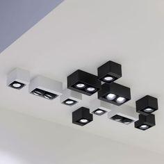 Spot pour plafond BOXTER 1 50 by Delta Light