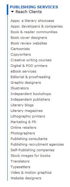 Freelance creative writing