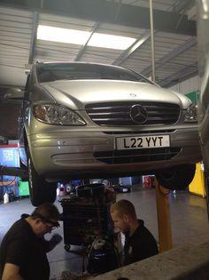 Mercedes Viano Gearbox repair and service by our Bosch Car Service Technicians at Bradbury Motors Ltd Motors, Car, Automobile, Vehicles, Motorbikes, Autos