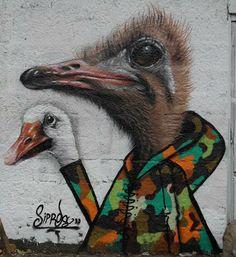 Artist :Spiros - Street Art