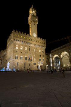 Palazzo Vecchio - Florence, Tuscany, Italy