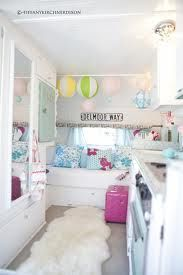 cute camper interiors