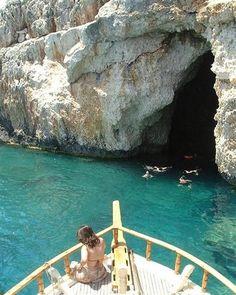 Kaş, Pirate Cave - Antalya - Turkey