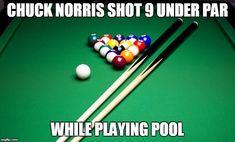 Chuck Norris Billiards